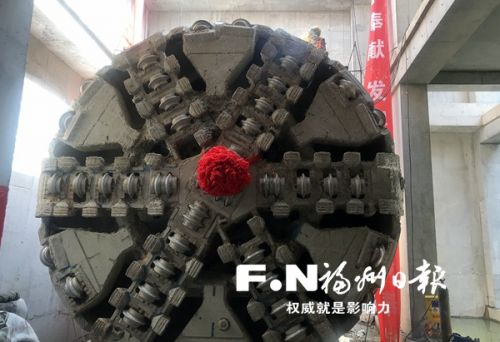 """福州地铁5号线""""当欢区间""""单线贯通"""