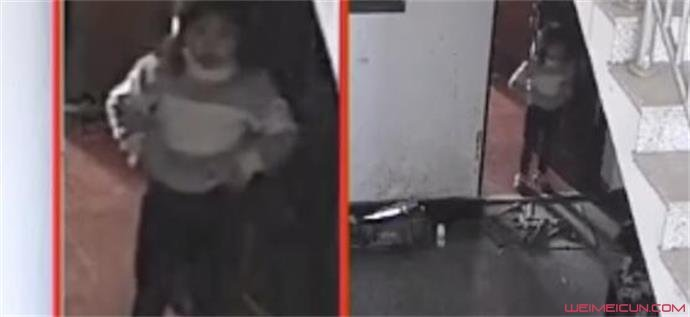 5岁女孩吓退小偷详细经过 具体详情曝光这一点让网友着实捏了把汗