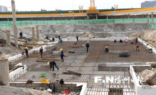 """福州市第二工人文化宫项目计划6月""""由下转上"""" 9月主体封顶"""
