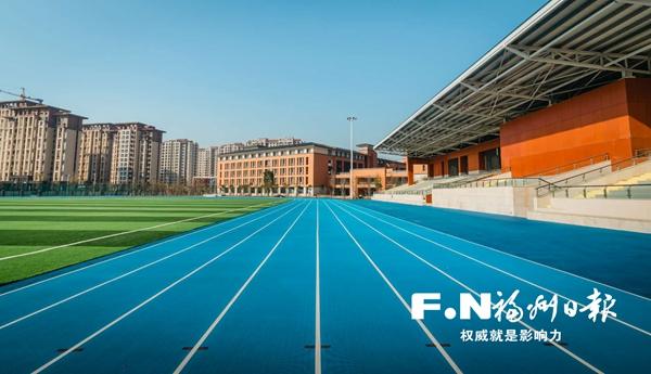 福州滨海新城:气势如虹展英姿 舒筋展骨起新城