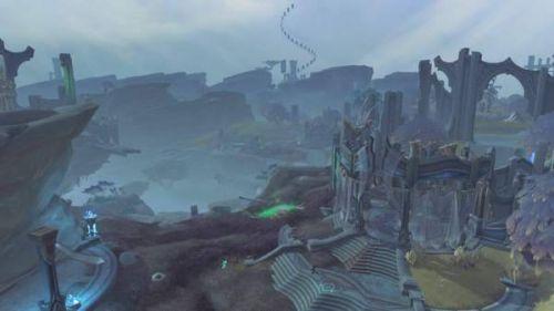 魔兽世界9.0版暗影国度是怎样的 暗影国度玩法剧情曝光