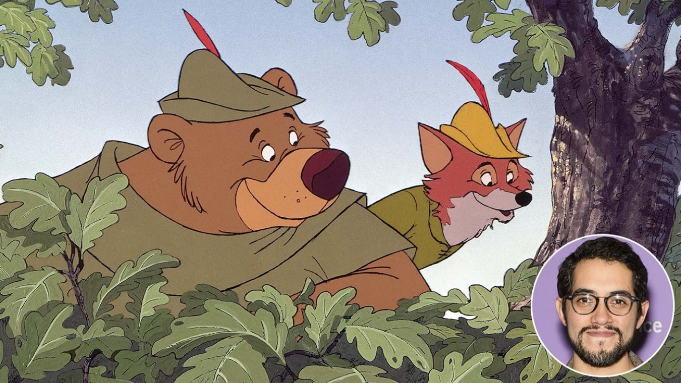 迪士尼将拍真兽版《罗宾汉》直接上岸流媒体