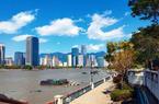 美翻了!福州蓝霸屏天空 美得不像话