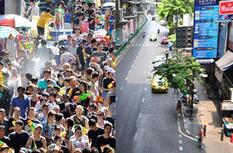 疫情下的泰國新年