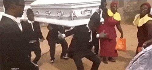 黑人抬棺是什么梗?黑人抬棺专业团队什么意思?黑人抬棺为什么火了?