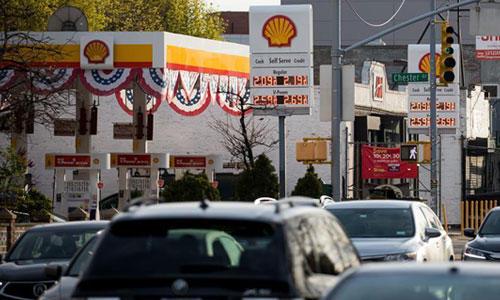 紐約油價20日罕見跌入負值