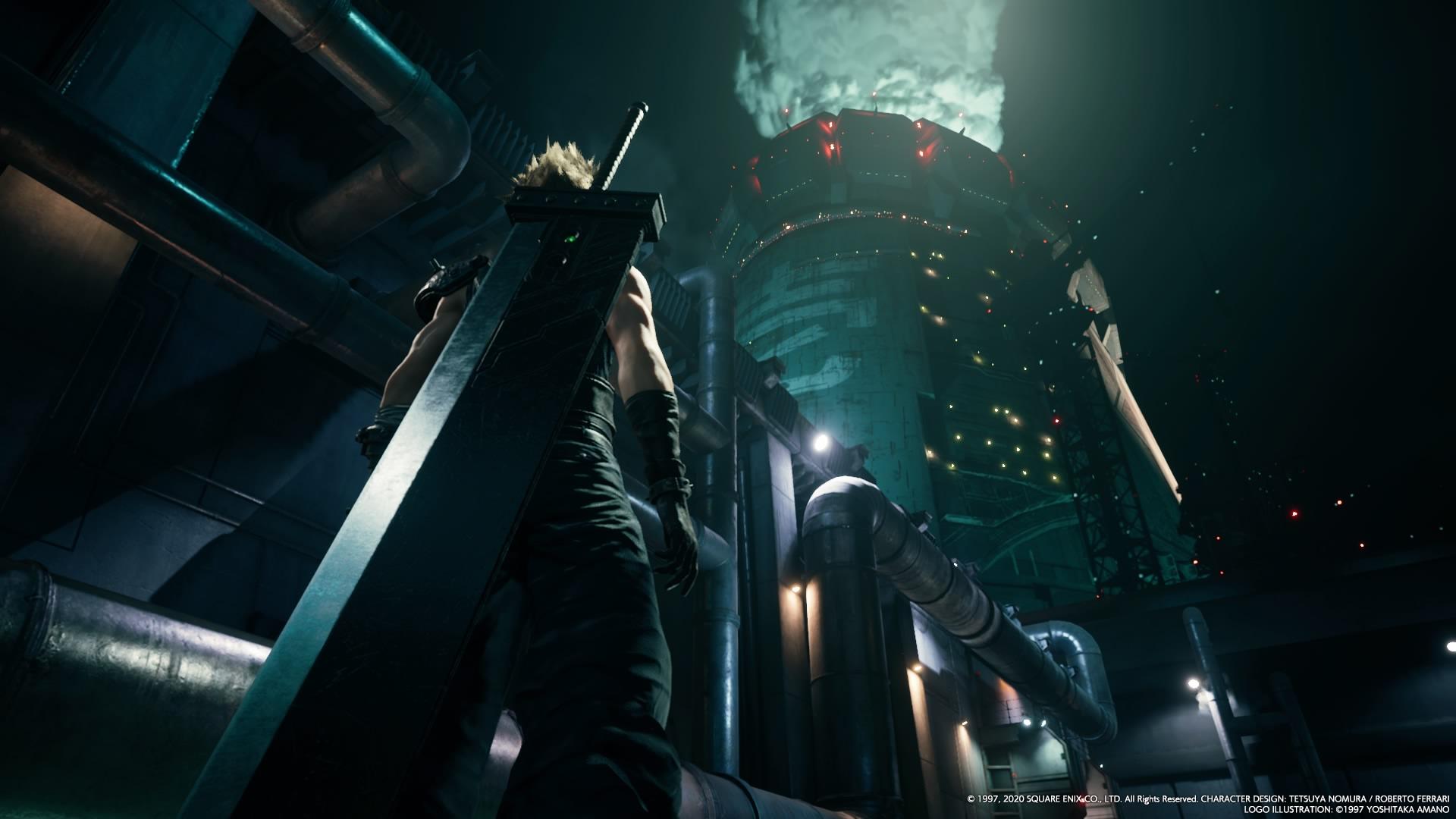 《最终幻想7:重制版》评测:分章节发售可能是当下的最优解