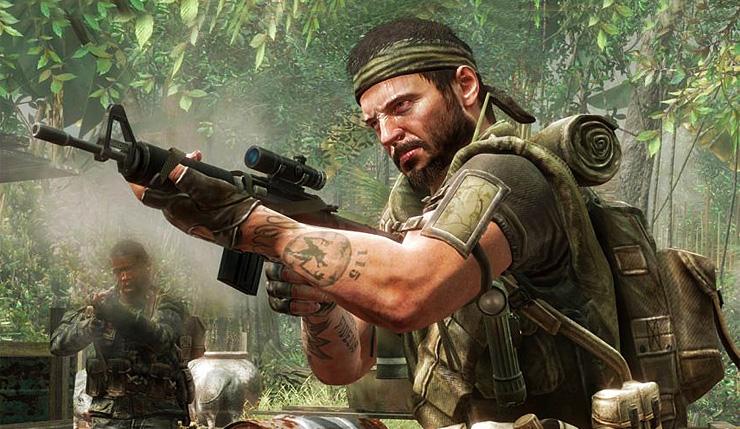 传《使命召唤17》发生在越南 今年12月才发售