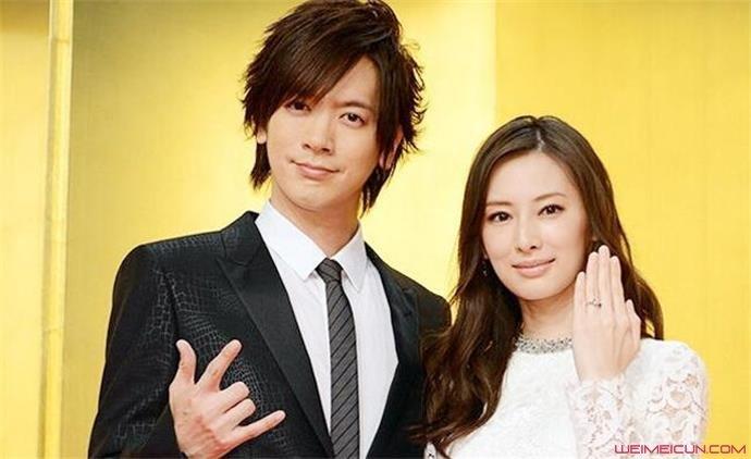 北川景子懷孕 與丈夫DAIGO婚戀詳細經過簡直太甜了