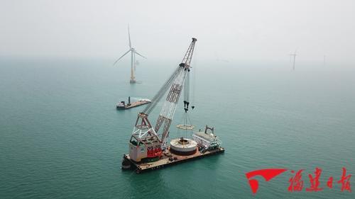世界首個!莆田平海灣海上風電又有最新進展