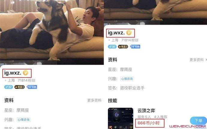 王思聪陪练游戏每小时666元 详情曝光网友神评论令人爆笑