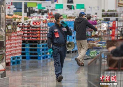 舊金山灣區開始強制執行公共場所佩戴口罩的命令