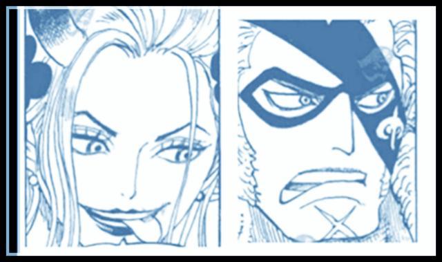 海贼王978话鼠绘汉化情报:飞六胞容貌曝光 两位龙之女异常悦目