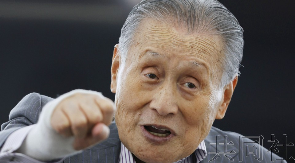 日本官方:東京奧運若舉辦 將證明人類戰勝災難