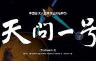 """定了!中國首次火星探測任務命名""""天問一號"""""""