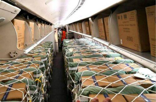 臺灣開放客機載貨 林佳龍:成為航空公司活路