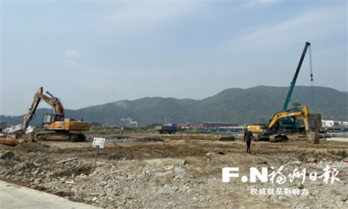 福州高新区全力打造光电信息产业集群