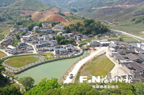 """福州美麗鄉村建設按下""""重啟""""鍵 1264個項目加速"""