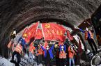 福厦高铁重大进展!福州段首条高风险双线隧道顺利贯通