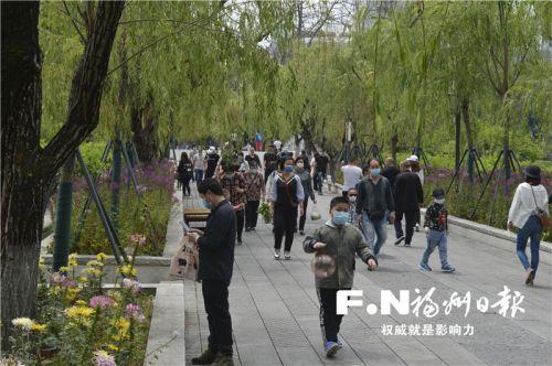 """福州市""""五一""""假期接待游客214万人次 实现旅游收入11.59亿元"""
