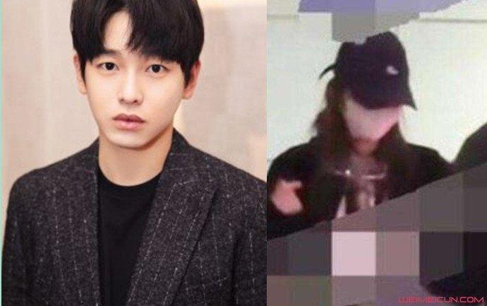 【热播】彭昱畅承认的女朋友是谁 黑衣女子是陈赫介绍的吗