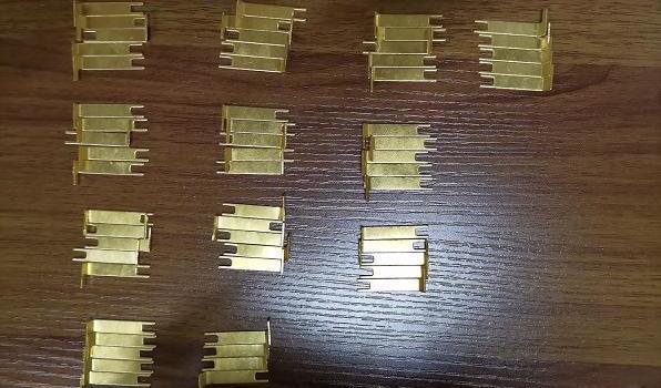 福州海关破获8亿黄金走私案 走私出口黄金3吨终落网