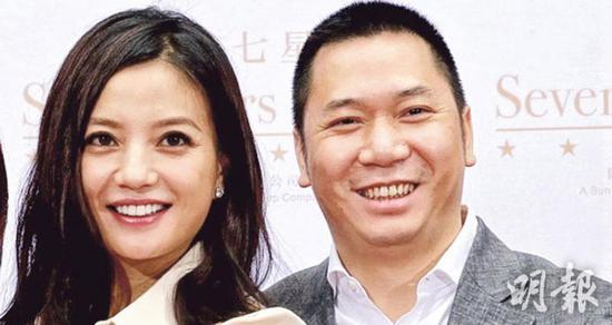 香港名媛追债赵薇老公黄有龙 曝2亿元债款被拖延