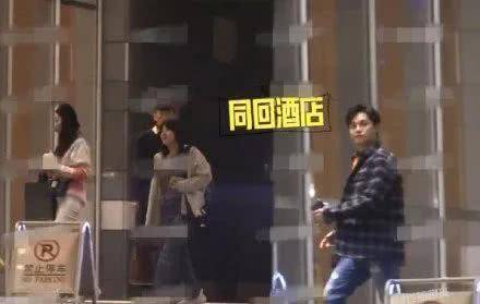 尹正带礼品前往蒋梦婕家怎么回事 尹正带什么礼品前往蒋梦婕家现场照片