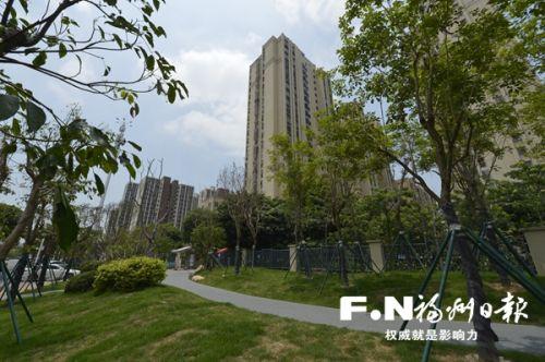 福州街头小公园建设让园山新苑居民幸福感满满