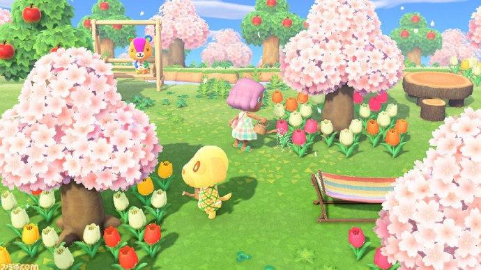 Fami通公开前两周日本游戏销量榜 《动森》日本国内销量超400万套