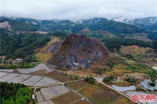 人民日报央视重磅报道三明万寿岩遗址