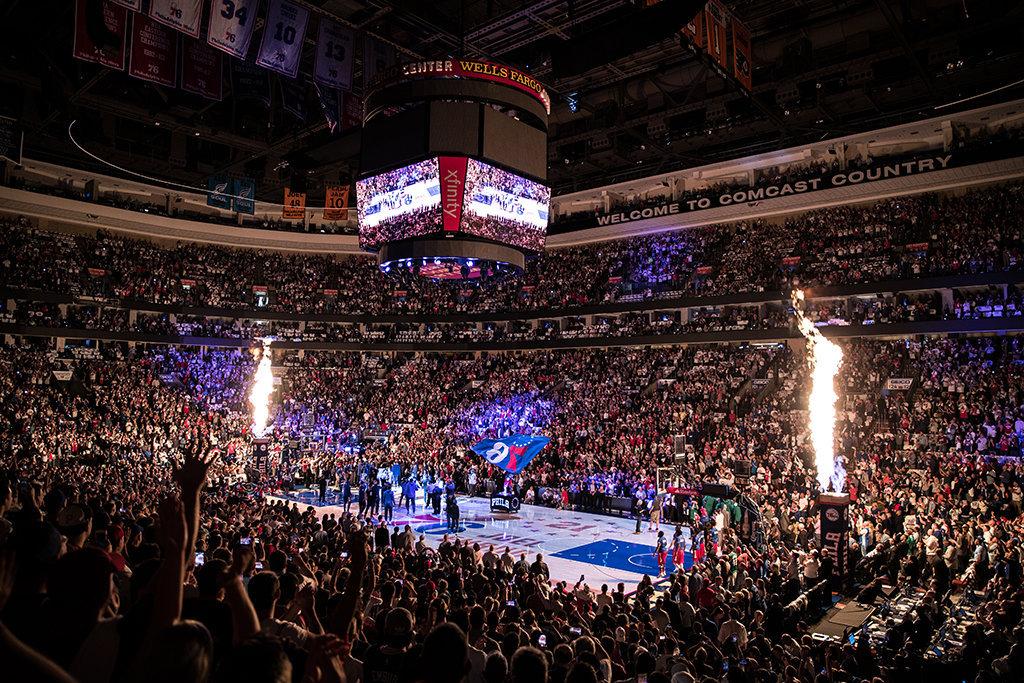 曝NBA复赛后或采用转播云技术 模拟球迷和欢呼声