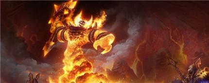 魔兽世界怀旧服怒焰地图图片