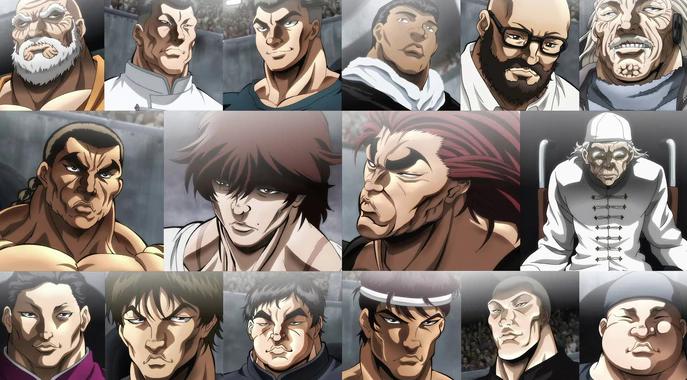 网飞动画《刃牙》第2季正式预告 《大擂台赛篇》将开
