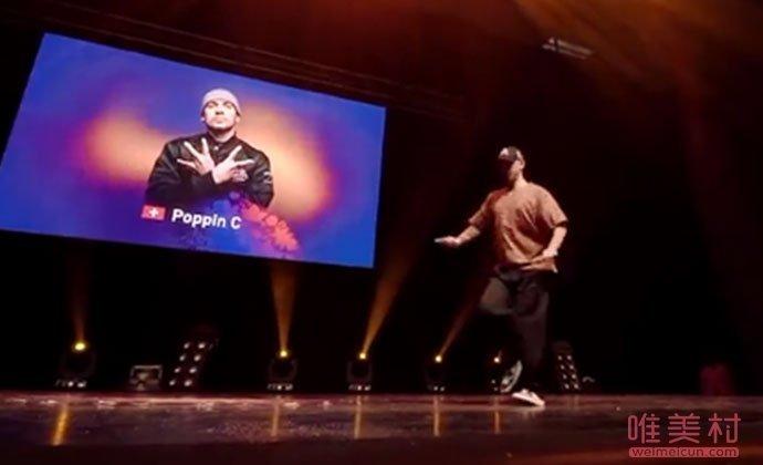 poppin C是谁个人资料 瑞士Popping一哥被曝参加街舞3是真的吗