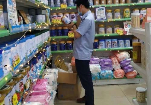 福州高新区开展婴幼儿配方奶粉专项检查行动