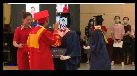 南京邮电大学毕业典礼怎么回事 南京邮电大学毕业典礼直播在哪里看