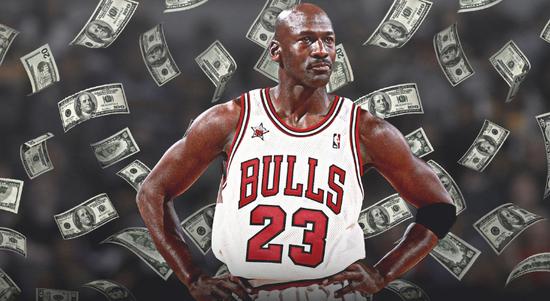 乔丹球衣拍出28.8万美元真的吗?乔丹球衣为什么能拍出28.8万美元