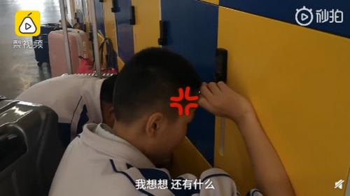 学生返校忘记密码打不开书柜怎么回事?详细经过曝光太尴尬了