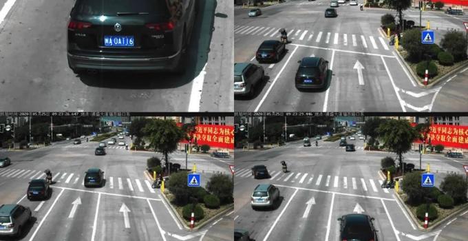 福清这些机动车闯红灯被曝光,有没有你认识的?