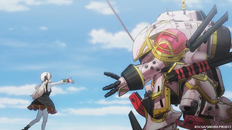 《新樱花大战》TV动画第9话 克拉拉的真相