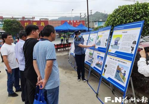 省市县三级公路部门联合开展路政宣传月活动