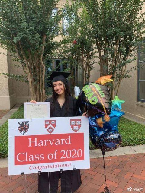 陈冲女儿哈佛毕业怎么回事?陈冲女儿个人资料照片多大了详情曝光
