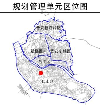 公示!福州两大地块规划调整,新增居住和商业用地