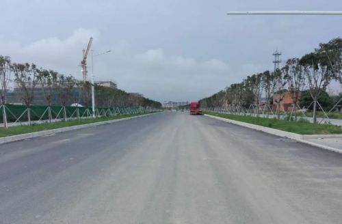 濱海新城兩個道路項目最新進展來了