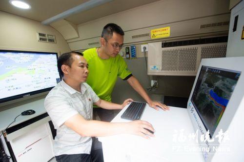 大气污染物追踪者应传友:助力提升福州空气质量