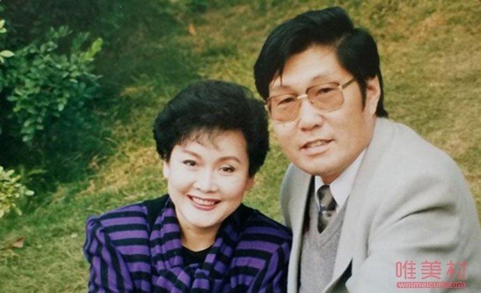 李谷一丈夫肖卓能去世怎么回事 肖卓能个人资料去世原因是什么