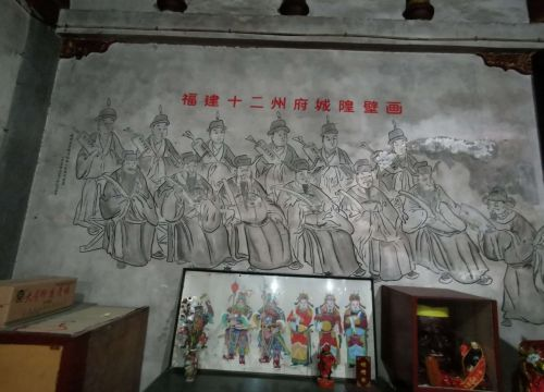 福建都城隍庙:情牵两岸的古老庙宇