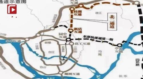 福州北向第二通道有了新进展!北岭隧道开始掘进