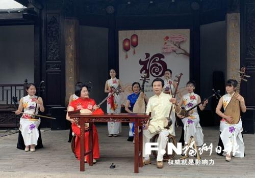 福州评话伬艺传习所探索传统曲艺传承新路